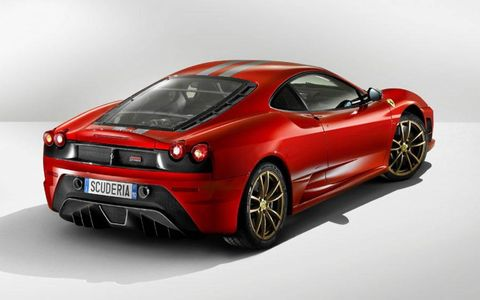The F430 debuted at the Paris Motor Show in 2004