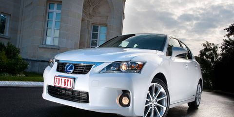 The Lexus CT200h, Prius and Prius Plug-In are all affected by an airbag recall involving bags made by supplier Autoliv.