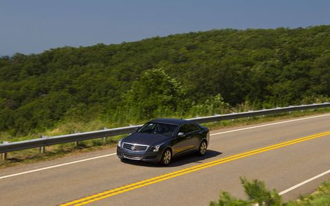 Our enthusiasm for the 2014 Cadillac ATS 2.0T Premium Collection remains strong.