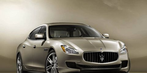 The suspension recall affects both Quattroporte and Ghibli sedans from Italian automaker Maserati.