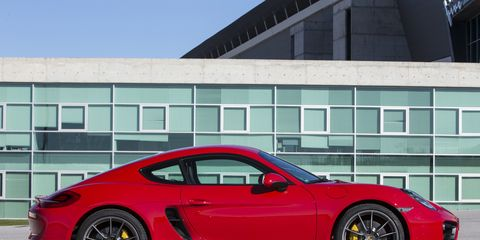 Not much wrong with the 2014 Porsche Cayman S other than the sticker price.
