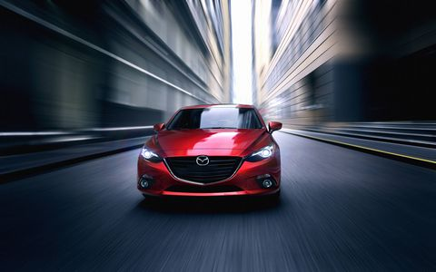 The 184 hp output from the 2.5-liter I4 does not sound like a lot in this day and age, but it was plenty to get the Mazda 3 moving in just about every traffic condition.