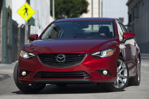 The 2015 Mazda 6 i Touring does everything that a midsize sedan is supposed to do.