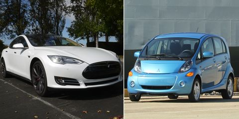 Very different, these two cars, but each taught me that the punitively do-goodnik electric cars of the past are gone forever.