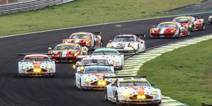 The World Endurance Championship had an exciting season in 2014, led by Toyota.