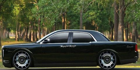"""Neil Young mentioned the 2016 Continental in an interview on """"Mad Money."""""""