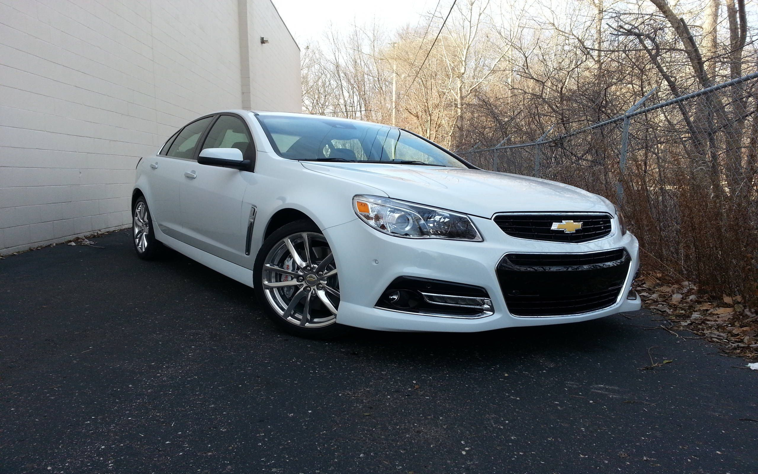 2015 Chevrolet Ss Review Notes
