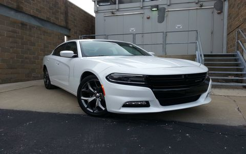 There's no one single feature that makes the Charger endearing -- it's the combination of well-thought-out, easy-to-navigate interior controls and options that make the car instantly comfortable.