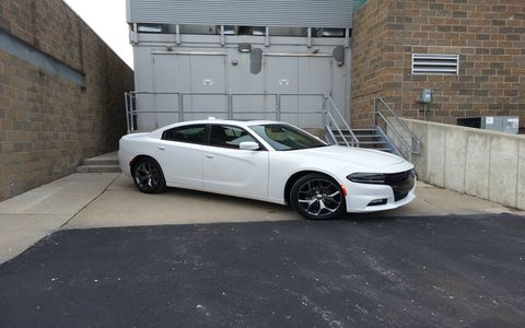 The materials that Dodge offers in the Charger have an expensive feel, and that helps the car appear more expensive on the inside than its $33,000 starting price.