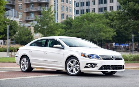 The 2015 Volkswagen CC 2.0T Sport is a cool alternative to the Volkswagen Passat.