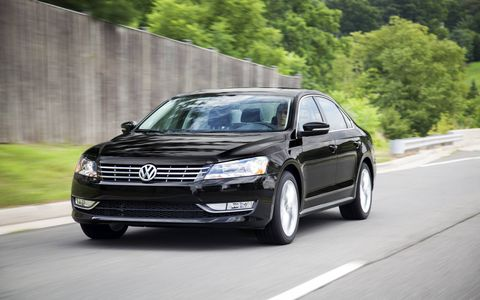The 2015 Volkswagen Passat 1.8T SEL Premium is an was car to own and operate.