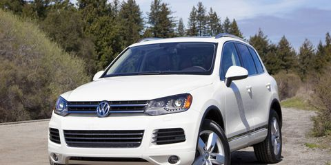 The 3.0-liter TDI diesels are available in Audi, Porsche and VW vehicles sold in the U.S.