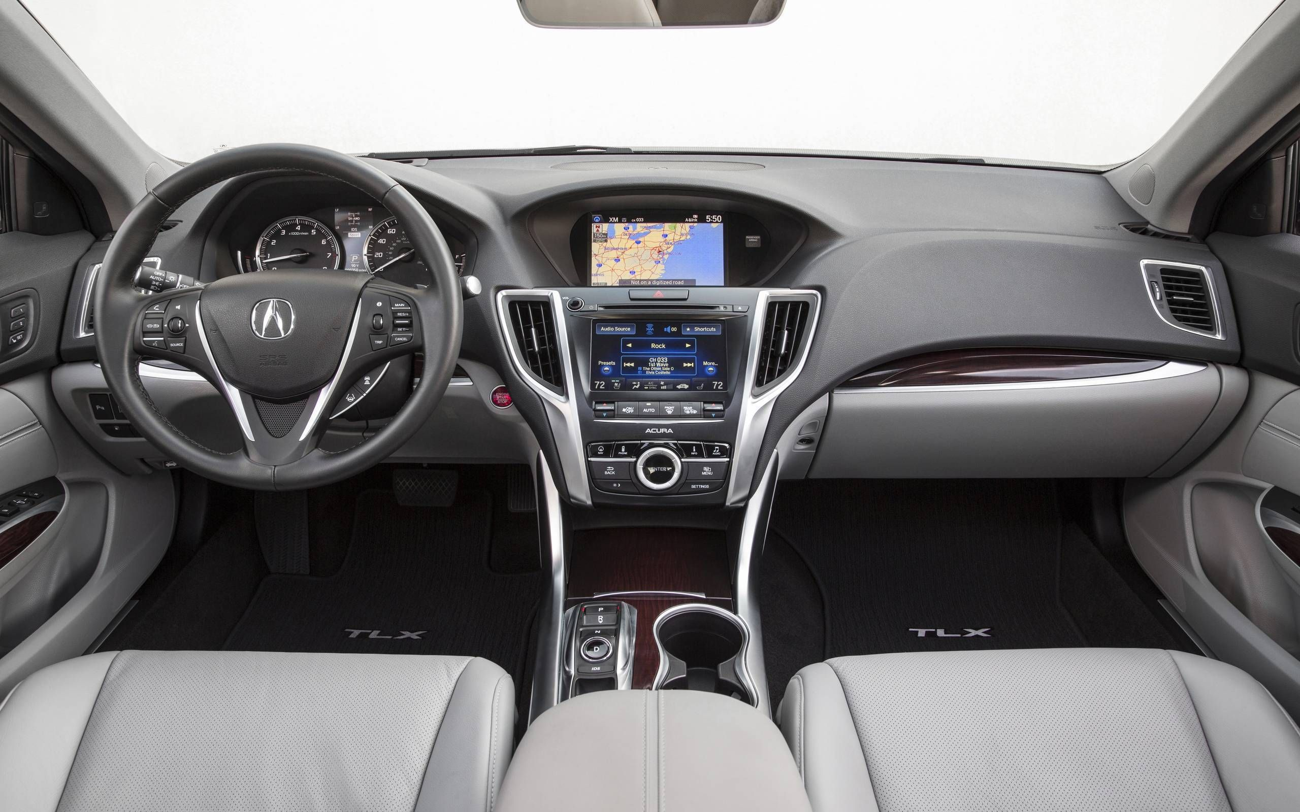 We Drive The 2015 Acura Tlx Again All About Acura S Tech Laden Mid Sizer
