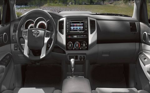 The 2015 Toyota Tacoma TRD Pro Double Cab comes in at a base price of $38,300.