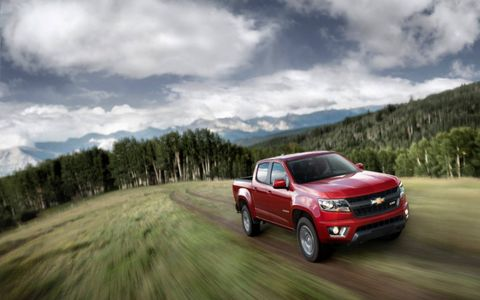 The 2015 Chevrolet Colorado and GMC Canyon are both all-new.