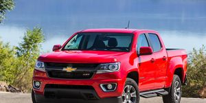 The 2015 Chevrolet Colorado is an all-new midsize pickup with the style and versatility of a truck and the refinement, maneuverability and efficiency of a crossover.