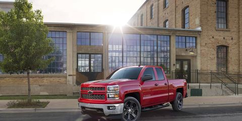 Chevy's new Rally Edition package for the Silverado starts at $5,810.