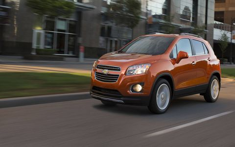 The Trax accelerates from 0-60 in 9.4 seconds, not great but adequate for most driving needs.