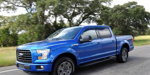 The F-150 XLT is where Ford expects most customers to land.
