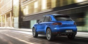 The Porsche Macan went on sale last May in the U.S.