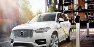 EDM DJ Avicii is helping to market the Volvo XC90 plug-in hybrid.