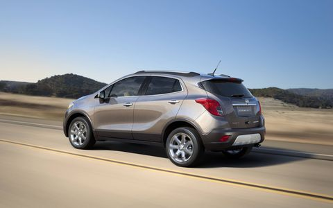 2015 Buick Encore AWD Premium