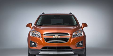 Trax is powered by an Ecotec 1.4L turbocharged engine that's backed by an efficiency-enhancing six-speed automatic transmission.