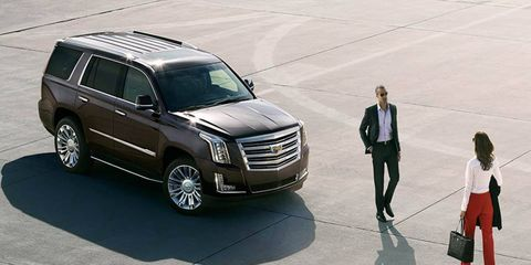 Vehicle performance is aided by the new eight-speed automatic transmission that is standard on all models, as well as a two-speed transfer case standard on four-wheel drive models.