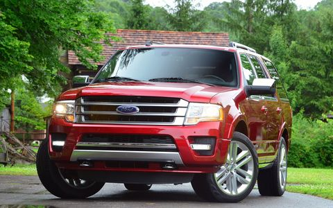 Under the hood there's better news in the form of the outstanding twin-turbo EcoBoost V6 that's gained such accolades from F-150 buyers.