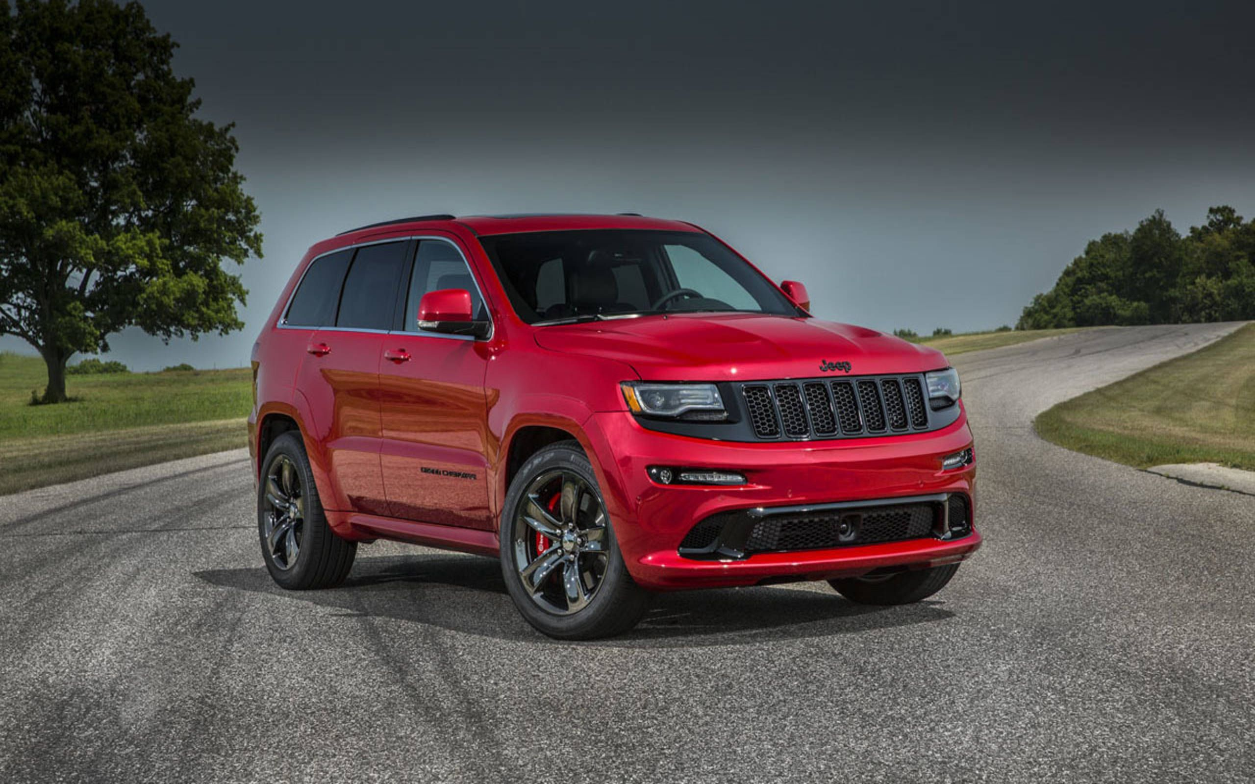 Jeep Grand Cherokee Srt Gets A Power Bump For 2015