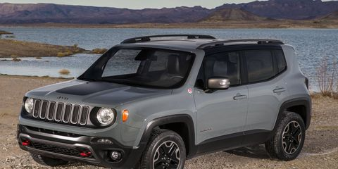 FCA hopes Jeep sales will pickup where Chrysler sales left off.