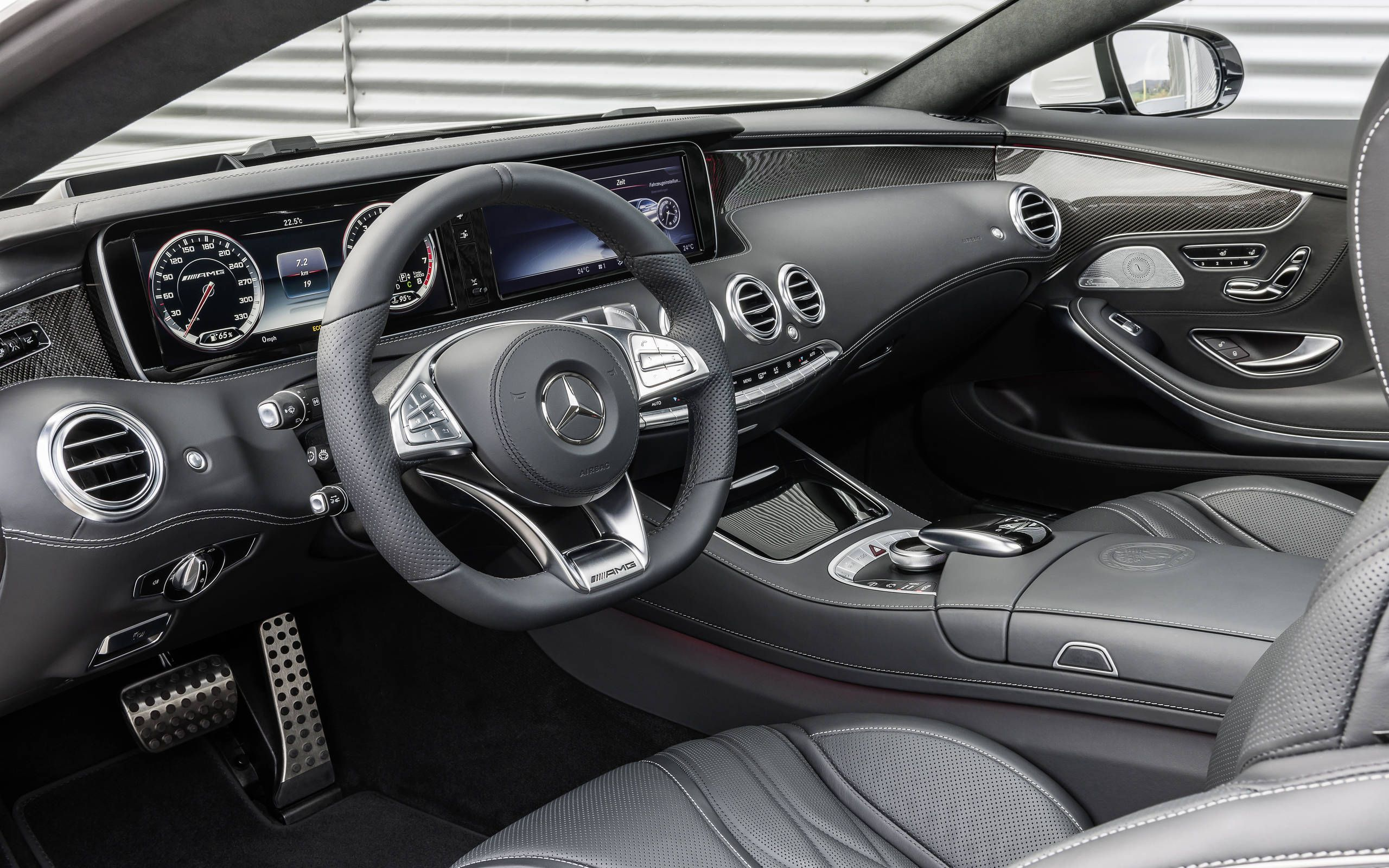 2015 Mercedes Benz S63 Amg Coupe Review Notes
