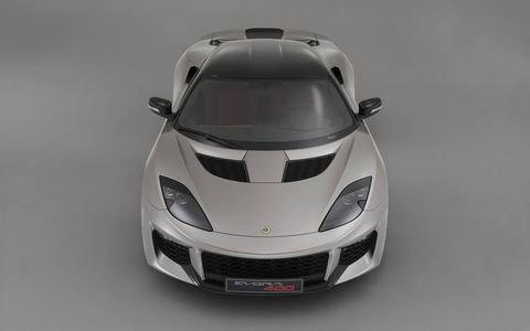 "The 2016 Lotus Evora 400 is more powerful, faster and lighter than its predecessor -- and it will be offered for sale in the United States when the British sports car-builder returns from its ""gap year"" away from the American market."