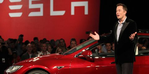 Musk says expanding EVs into more categories will naturally lead to accelerating a sustainable-energy economy.