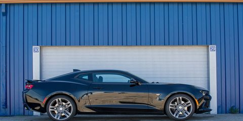 The new Camaro comes out this fall with three engine choices, two transmissions and less weight.