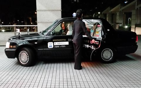 In many ways, this is the ideal taxi vehicle.