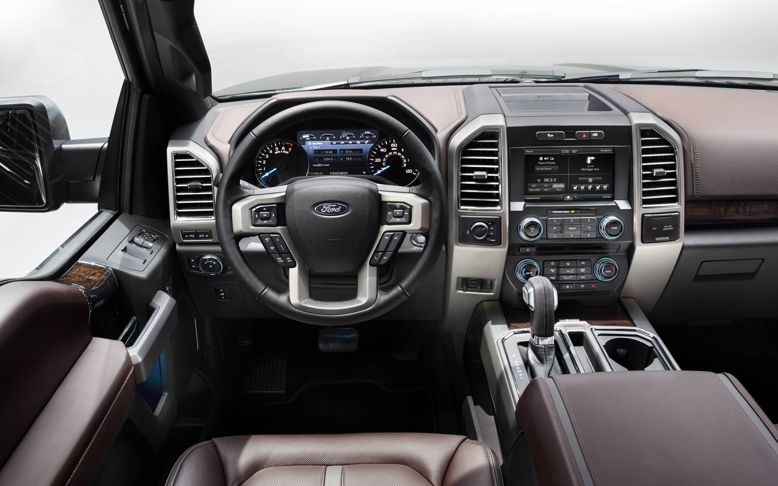 2015 Ford F 150 Pickup First Drive