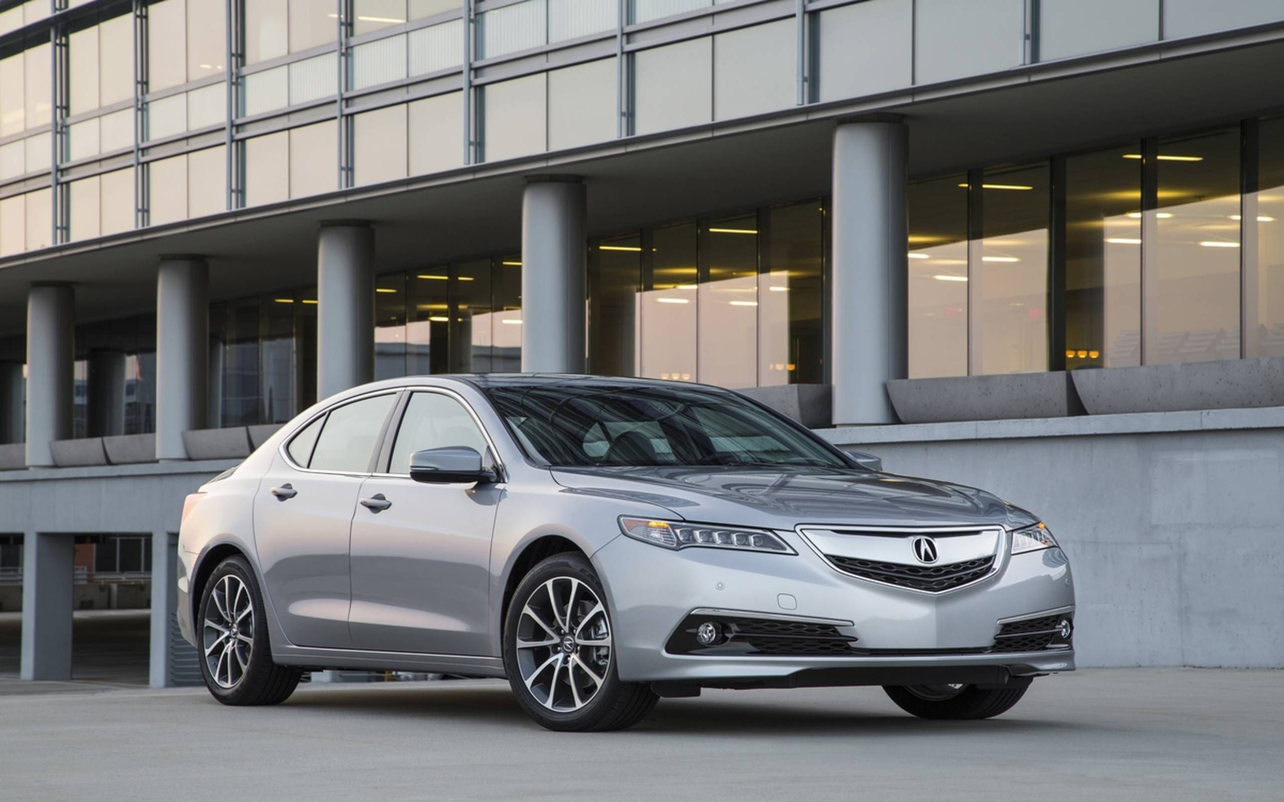 20 Acura TLX SH AWD Advance review notes