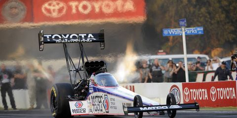 Defending event winner Antron Brown enters this weekend's event in Charlotte, N.C., fourth in the points.