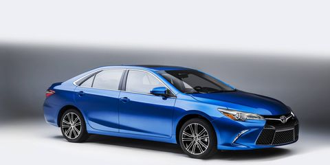 Toyota will only produce 12,000 special-edition Camrys.