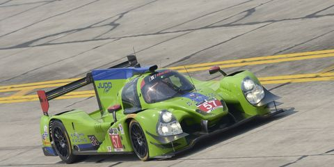 No one was able to match Olivier Pla in qualifying for the 12 Hours of Sebring on Friday.
