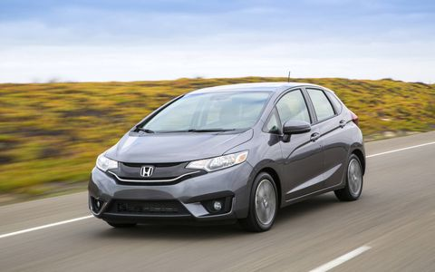 The 2015 Honda Fit EX manual just doesn't live up to its potential as an affordable, practical, fun hatch.