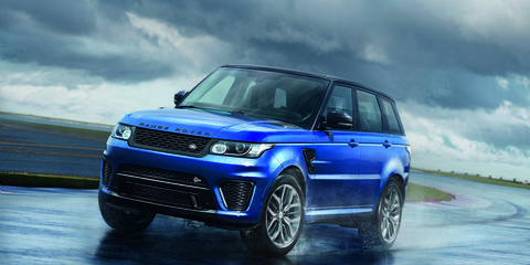 Meet the fastest SUV around the Nurburgring. Surely, a few examples will be sold on that merit alone.