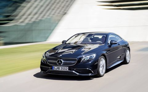 Mercedes-Benz says some of its customers will only drive V12-powered cars, and for them (and others), it is offering the option of the S65 AMG Coupe.
