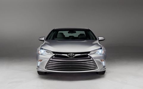 The 2015 Camry will consist of four trims.