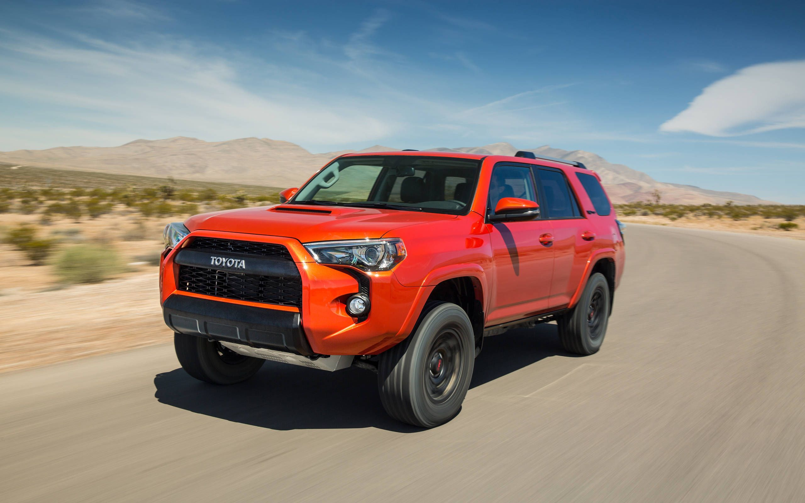 2015 Toyota 4runner Trd Pro Review Notes