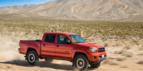 The Toyota Tacoma is a stout truck, but after a decade, it's high time for an update.
