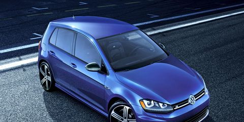 The 2015 Golf R is set to go on sale during the first quarter of 2015 at a starting price of $37,415.