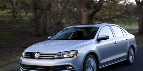 The subtly redesigned exterior not only provides the Jetta with a crisp new look, but also helps increase the overall efficiency of the car by improving the aerodynamics