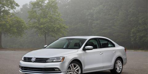 The 2015 Volkswagen Jetta offers a turbocharged diesel engine.